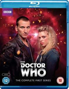 Doctor Who Series 1 - 4 Cheap Blu Rays £11.91 Each - BBC Shop