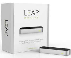 Leap Motion Controller - £29.99 - Amazon (Argos Price Match)