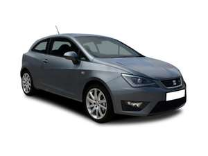 Seat Ibiza Sport Coupe 1.0 E 3dr Lease @ Vehiclesavers 9 x 23 @ £72.68 pm = £2325.76