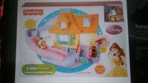 Fisherprice LittlePeople Belle's KlipKlop Cottage, £12.99 @ Home Bargains