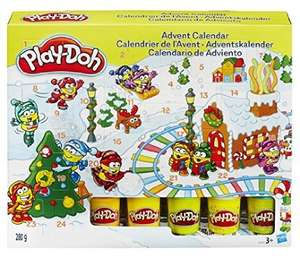 Playdoh advent calendar £10.95 (prime) £15.70 (non prime) @ Amazon