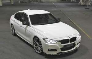 Brand New BMW 335d Diesel M-SPORT XDrive 317 BHP Auto for £30694 at Broadspeed, Save £9636 off RRP of  £40330