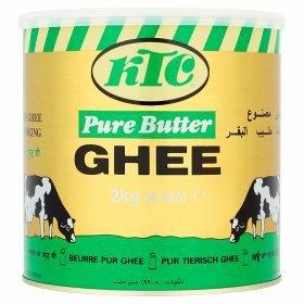 KTC Pure Butter Ghee 2KG - £7 @ ASDA