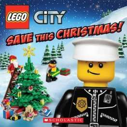 Lego City: Save This Christmas! (Paperback) £2.62 delivered @ Wordery