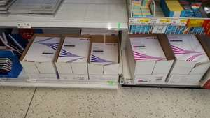 1 ream, 500 sheets Xerox A4 White Printer paper £2.50 or £3 INSTORE @ Asda Shirley Solihull
