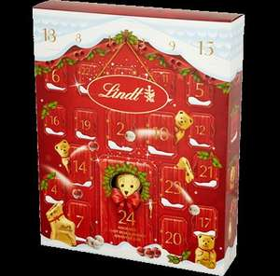Lindt bear advent calendar £5 @ Tesco instore