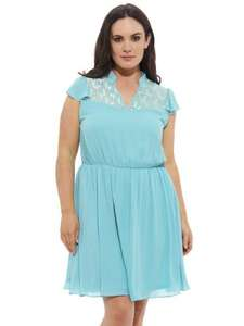 Plus size dresses £9.50  @ Lovedrobe