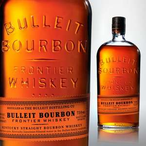 Bulleit Bourbon Frontier Whiskey £14.18 in store @ Tesco