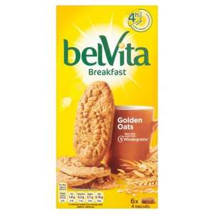 Belvita breakfast biscuits £1 at Morrisons (usually £2.59)