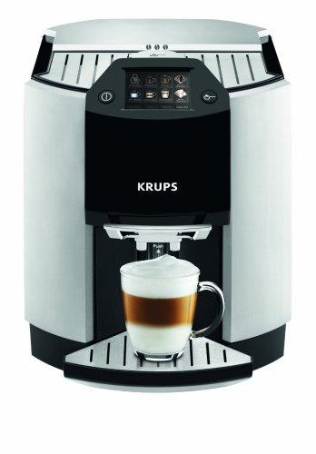 Krups EA 9010 Automatic Bean to Cup Coffee Machine Touchscreen - white £665.92 @ Amazon.de
