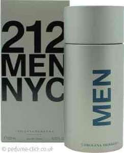 Carolina Herrera 212 NYC Men 200ml £51.72 @ Perfume click