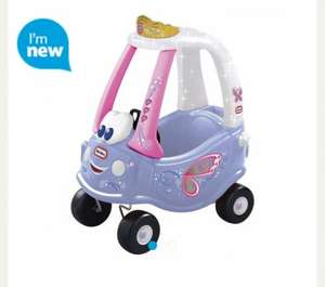 Little Tikes Cozy Coupe Fairy £35 (+£3 delivery) @ Tesco Direct