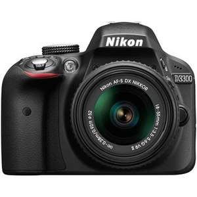 NIKON D3300 DSLR +18-55 VR II Lens £269 at Portus digital