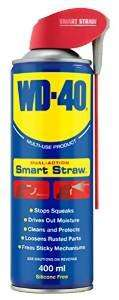 WD40 400ml ONLY £1.69 @ Amazon with voucher (add-on item) CHEAPEST SO FAR