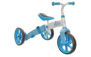 Y Velo Flippa  2-in-1 Balance Bike and Trike now £27 using code @ Halfords