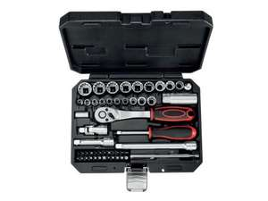 52 Piece Socket Set £16.99 at Lidl