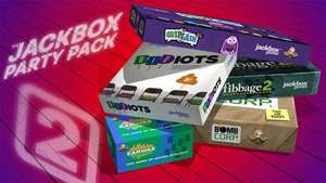 The Jackbox Party Pack 2 (Xbox One) - £16.99 on Xbox Marketplace with Gold