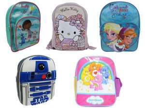 ** Kids Backpacks from £3.60 @ Tesco Direct **