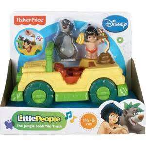 Fisher Price Little People Jungle Book Tiki Truck £7.99 @ Home Bargains