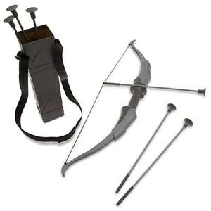 Disney Hawkeye bow and arrow set £12.97 + £3.95 delivery @ Disney store online