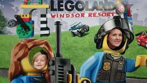 legoland deal: attend legoland Windsor & go the day after for £5.00 each