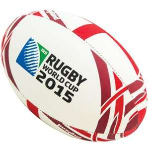 rugby england flag world cup ball £5 + £2.99 p&p @ newitts