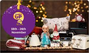 Sainsburys to double up Nector points from 18th November