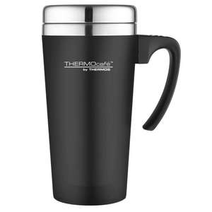Thermos Thermocafe black 'Zest' travel mug £2 instore @ Tesco Hertford