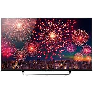 "Sony Bravia KD49X8305CBU 4K Ultra HD Android TV, 49"" with Freeview HD and Built-In Wi-Fi, Black with FREE Bluetooth Soundbar £782.00 @ John Lewis"