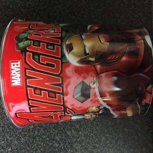 Avengers bin £1 @ poundworld dewsbury (nationwide)