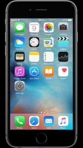 MPD Contract iPhone 6S Vodaphone Unl Calls/Text 6GB 4G £35 pcm + £99.99 for Phone + £63 TCB