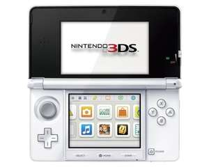 Nintendo 3DS Handheld Gaming Console - Ice White £78.94 delivered @ ebay / Argos