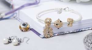 Pandora sale at achica. Pendants and jewelry from £10 @ Achica