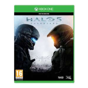 Halo 5: Guardians Standard Edition Xbox One £35.99 @ Smythstoys
