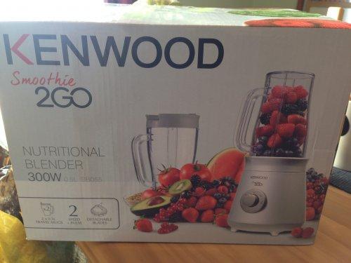 Kenwood Smoothie 2GO - SB055 - £8 instore at Sainsburys (Otley) - RRP £29