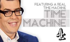 Richard Osman's Time Machine of Channel 4 show @ Elstree Borehamwood  Fri 16th @ 18.15 upto 4 tickets each + each visitor gets a free drink.