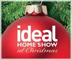 35,000 Free Ideal Home Show at Christmas Tickets in London or Manchester with code XMAS5