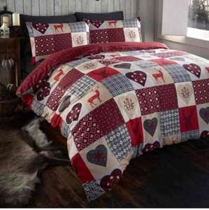 Festive Bed Linen £19.99 with code @ ACHICA
