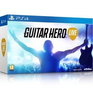 GUITAR HERO LIVE ON XBOX ONE OR PS4 £64.99 @ Zavvi