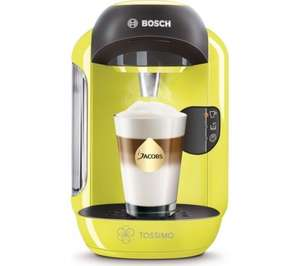 BOSCH Tassimo Vivy II TAS1256GB - Hot drinks, coffee machine,£39.99 2 years gurantee, currys