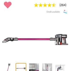 argos instore beckton Dyson V6 for the price of DC44 £189.99 plus £10 voucher