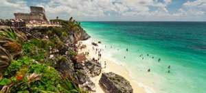 Return flights to Cancun from London, Birmingham & Manchester from £219 @ Holidaypirates