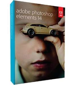 [PC/Mac] Adobe Photoshop Elements 14 - £39.99 (£31.99 Prime Members) - Amazon
