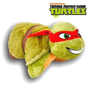 Teenage Mutant Ninja Turtles - Rafael Pillow Pet - £13.98 delivered @ Pillowpets