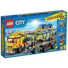 Lego City 66523 Vehicles Super Pack £30 Asda