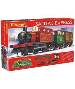Hornby Santa Express Train Set £49.99 @ Argos