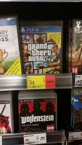 GTA V PS4 £28.00 @ Asda instore