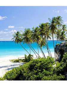 Thomas Cook airline (economy flights manchester to Caribbean for winter sun Barbados, St Lucia, Antigua seem cheap (£374 return Barbados incl 20kg baggage through early dec15 then jan-mar16