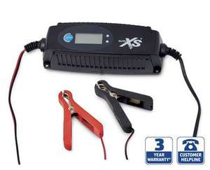Car/Motorcycle Battery Charger 'Auto XS' @ Aldi Instore £13.99 from 22nd Oct 2015