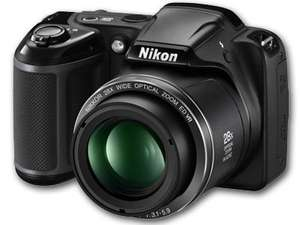 Nikon Coolpix L340 20MP £99.99 + £3.95 del / Free CnC from argos ebay outlet, was £150